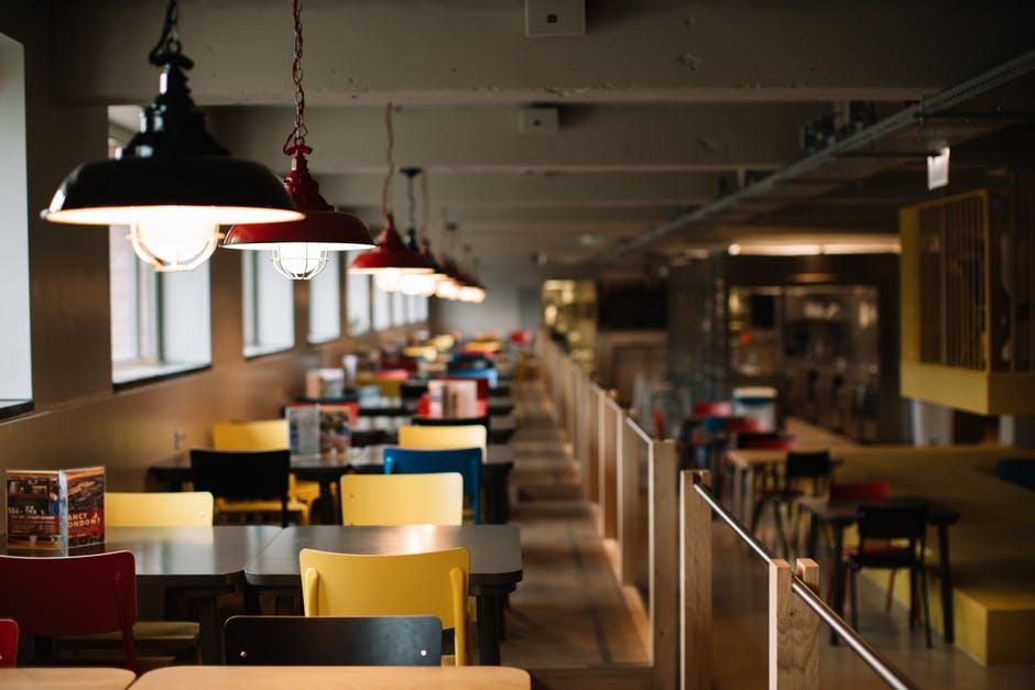 Nutrición bares y restaurantes